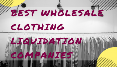 Best Wholesale Clothing Liquidation Companies in the USA