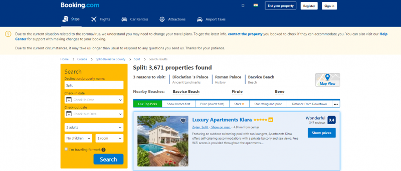Booking.com: Best Apps And Sites Similar To Airbnb