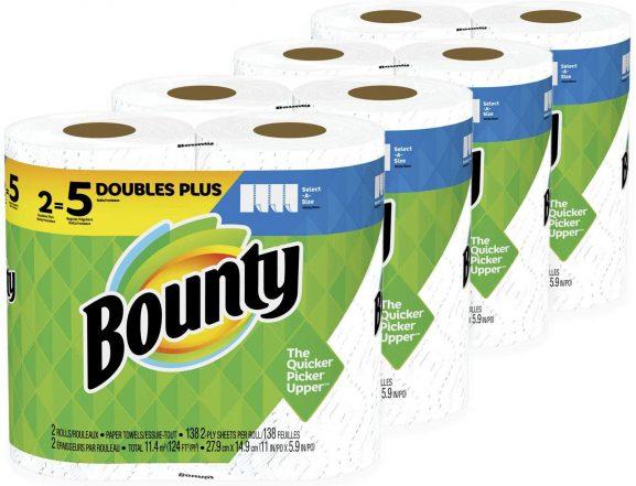Bounty toilet paper (best toilet paper in the world)