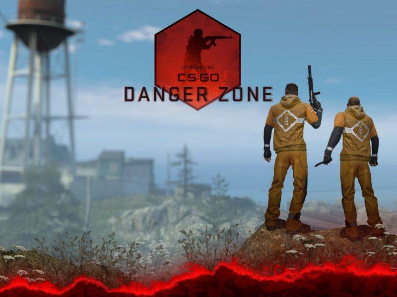 CS: GO Danger Zone (games like apex legends)