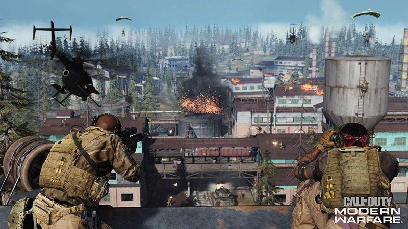 Call of Duty: Modern Warfare (games like apex legends)