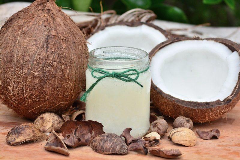 Coconut Oil (things to buy in bangkok)