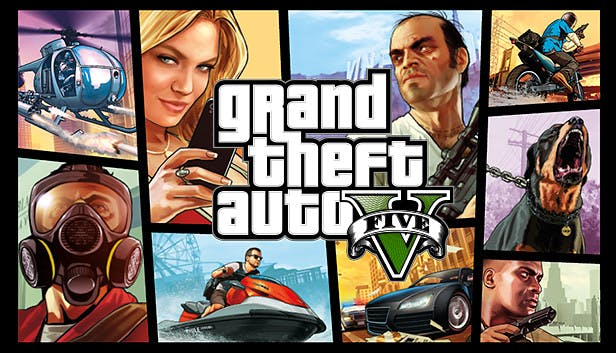 Grand Theft Auto V Game like Fortnite