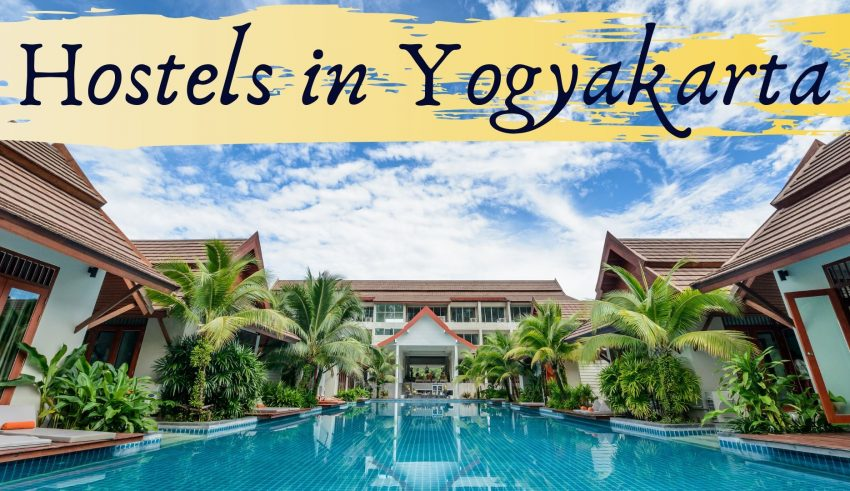 Hostels in Yogyakarta