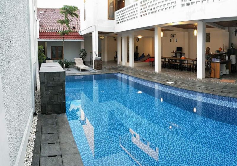 OTU by Ostic House Best Hostel in Yogyakarta