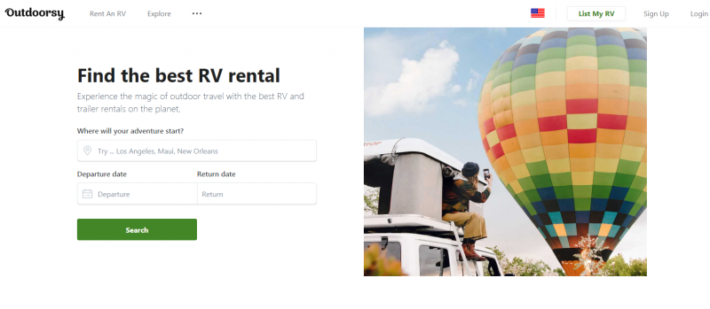 Outdoorsy: Best Apps And Sites Similar To Airbnb