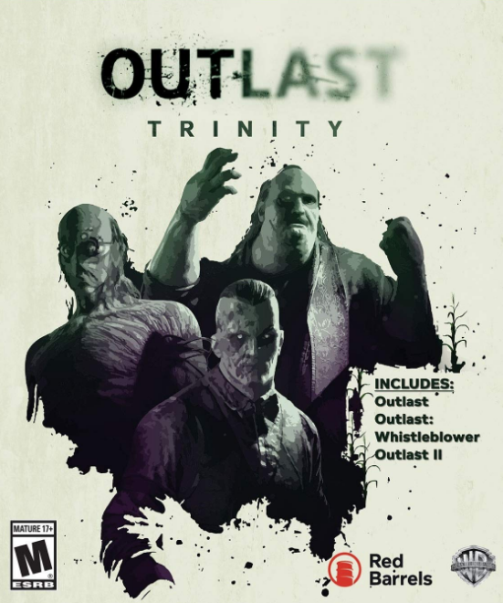 Outlast 1 & 2: Best Survival Game
