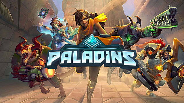 Paladin: Champions of the Realm. (games like apex legends)