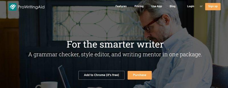 ProWritingAid alternative grammarly