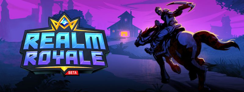 Realm Royale Game like Fortnite