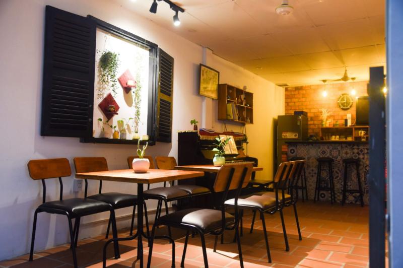 Secret Garden Coffee and Homestay Best Hostel in Vung Tau