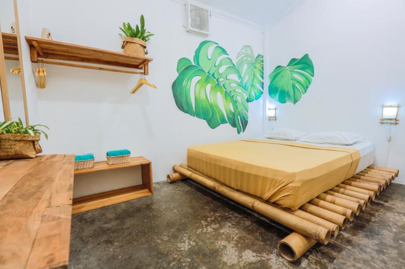 Snooze Guesthouse Best Hostel in Yogyakarta