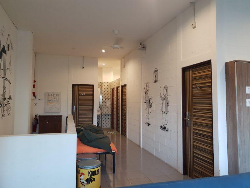 The Packer Lodge Yogyakarta Best Hostel in Yogyakarta