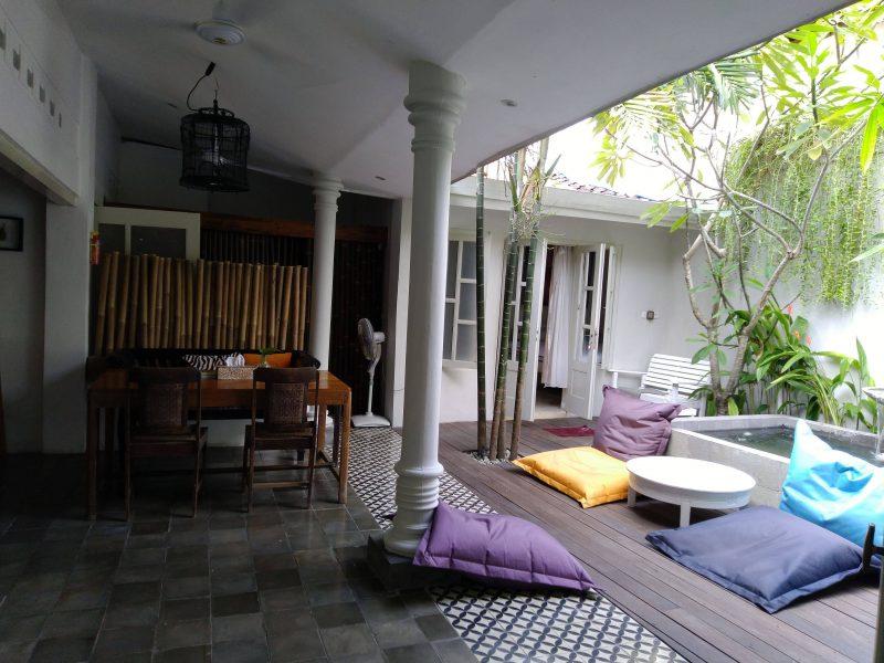 The Patio Yogya Best Hostel in Yogyakarta