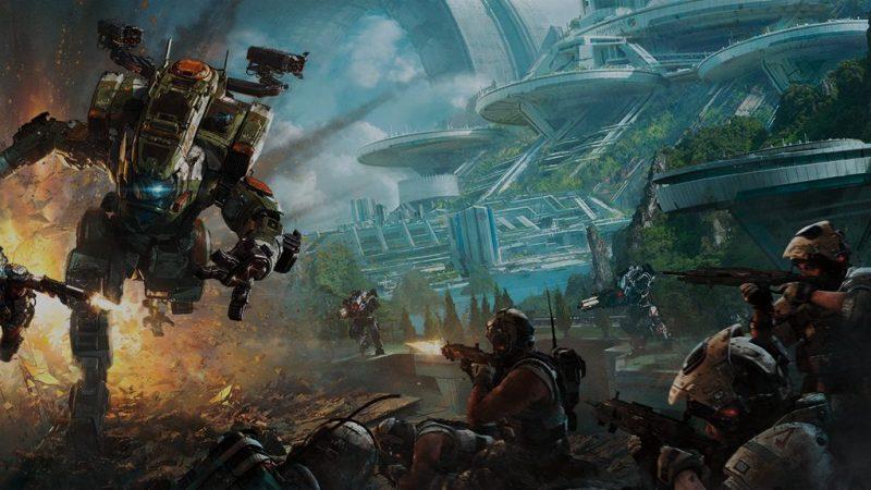 Titanfall 2 (games like apex legends)
