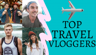 Travel Youtubers & Vloggers on YouTube