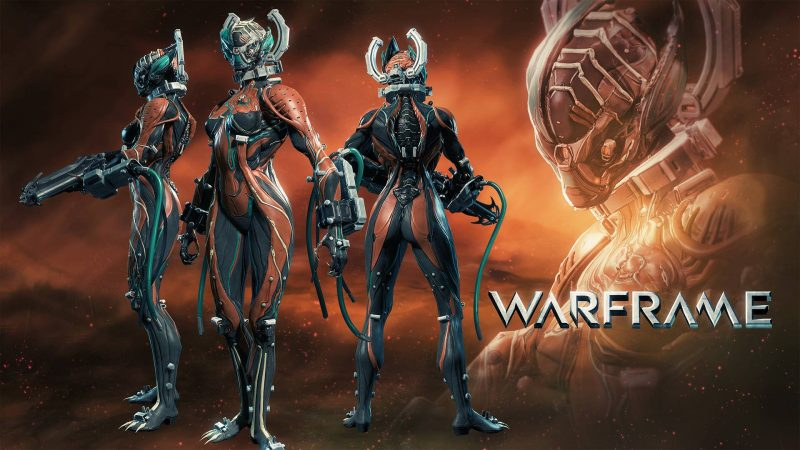 WarFrame Game like Fortnite