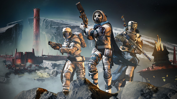 Destiny 2 (games like apex legends)