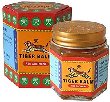 tiger balm from bangkok