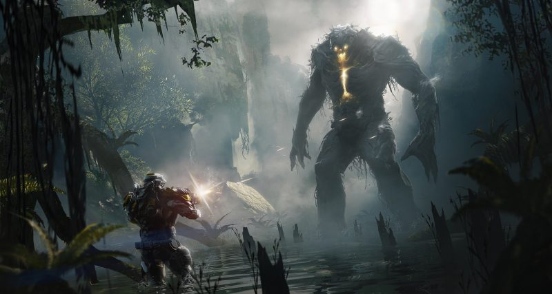 Anthem Best Alternative Game to Destiny