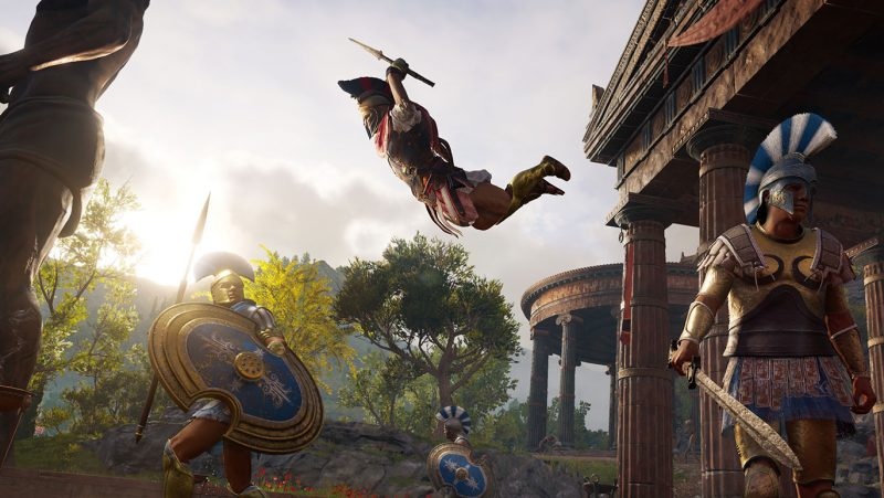 Assassin's Creed Odyssey Best Game Like The Witcher 3