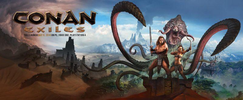 Conan Exiles Ark Gibi En İyi Oyun