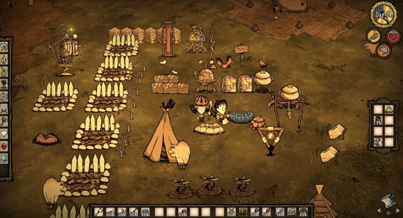 Don't Starve Best Game Like Terraria
