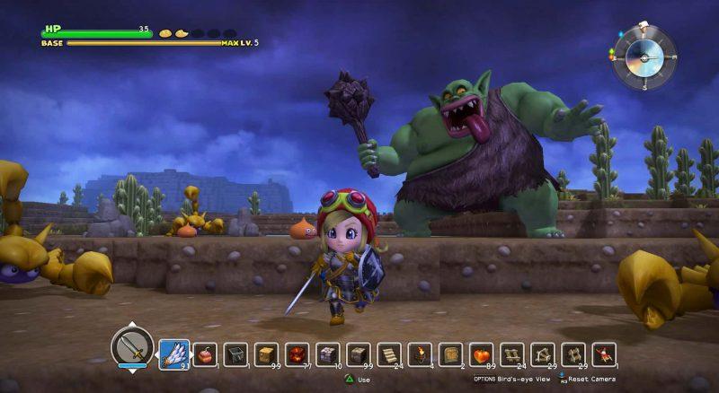 Dragon Quest Builders Minecraft Gibi En İyi Oyun