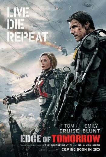 Edge of Tomorrow Movie Like John Wick
