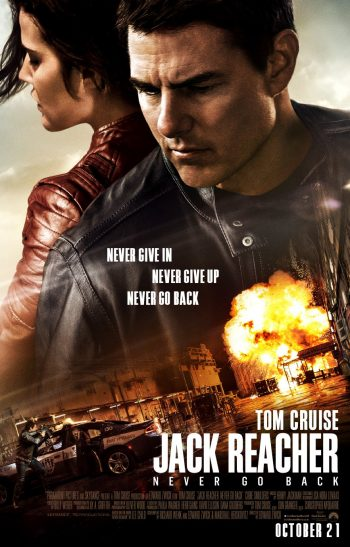 Jack Reacher Movie Like John Wick