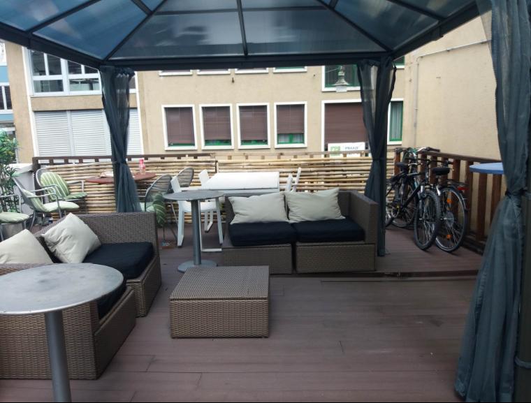 Lindas Paradise Hostel Best Hostel in Zurich