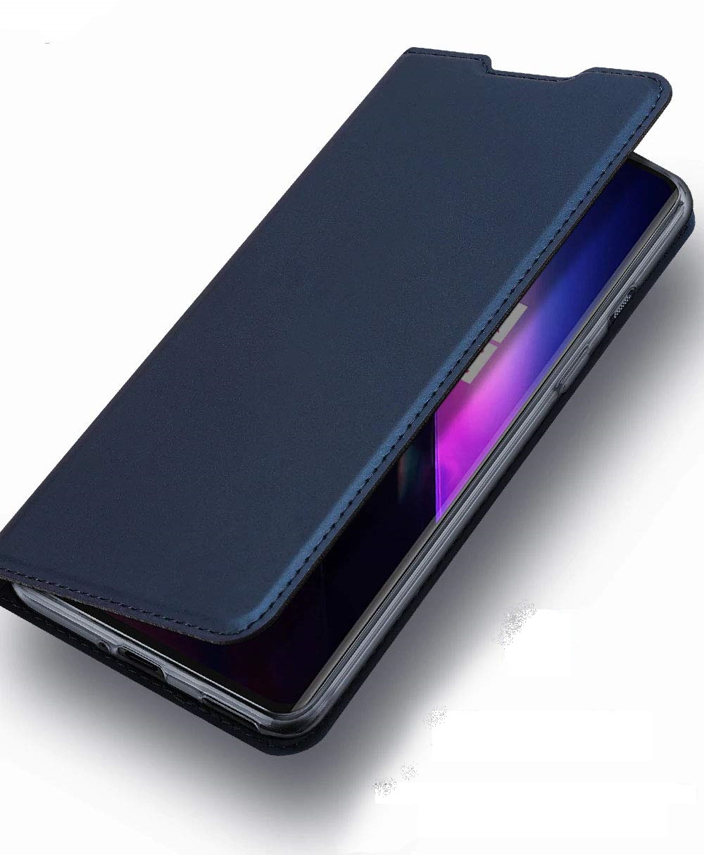 Mobistyle Flip Folio Leather Back Cover - best oneplus 8 pro cover