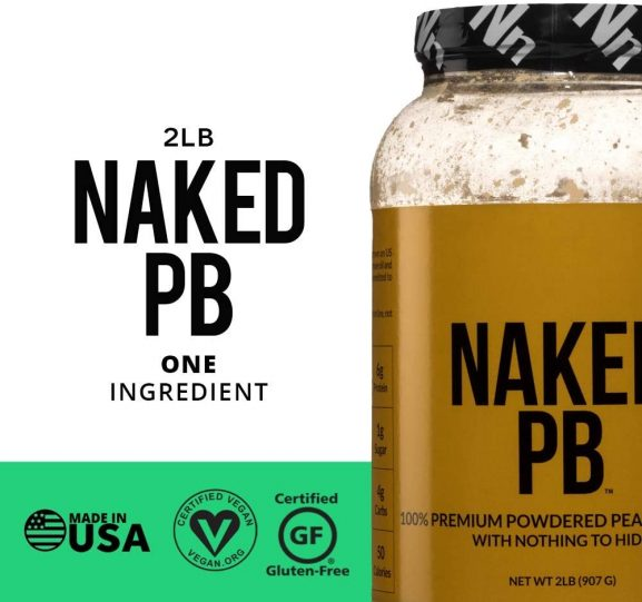 Naked PB Powdered Peanut Butter