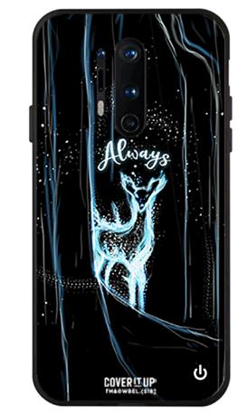 Official Harry Potter Patronus LED Case - best oneplus cover
