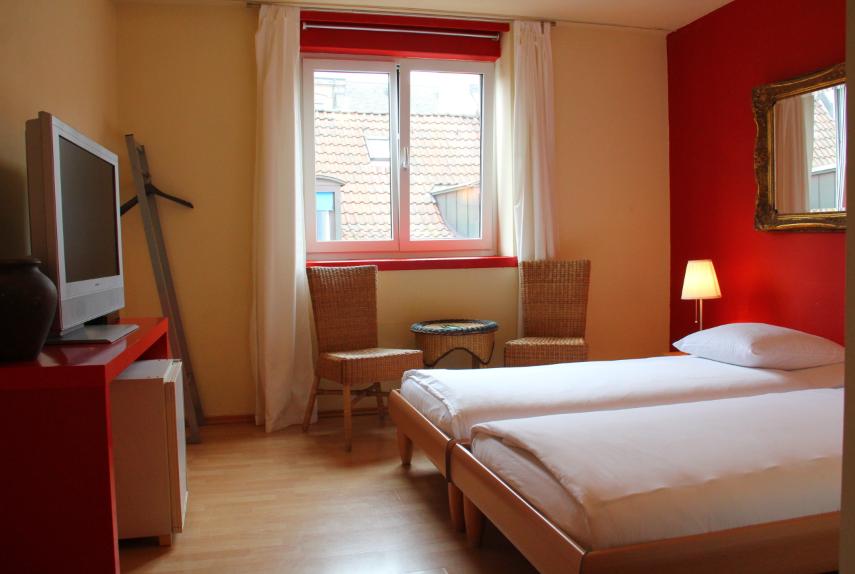 OldTown Hostel Otter Best Hostel in Zurich