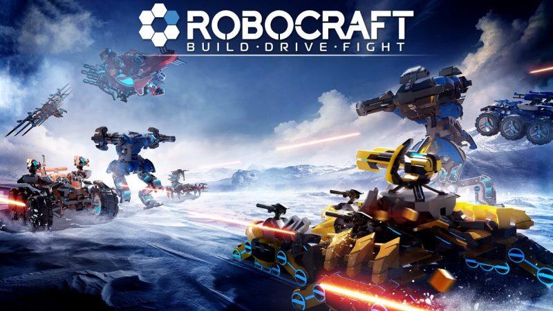 Robocraft Best Game Like Minecraft