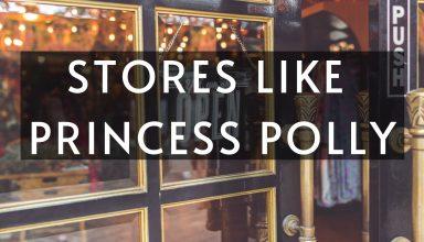 Stores Like Princess Polly