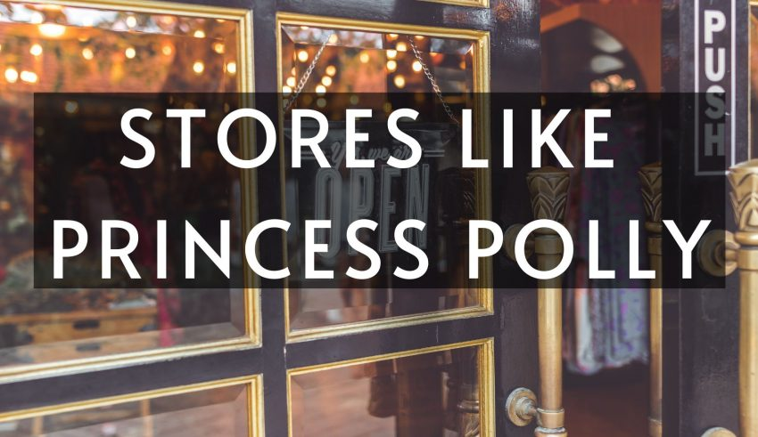 Stores Like Princess Polly