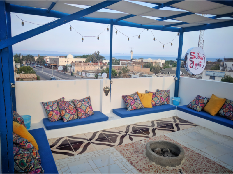 Sinai Gate Adventure Hostel Best Hostels In Dahab, Egypt