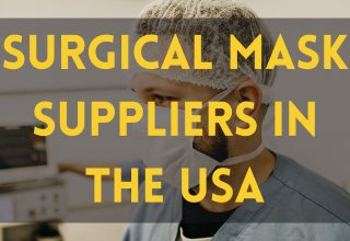 Surgical Mask Suppliers In The USA