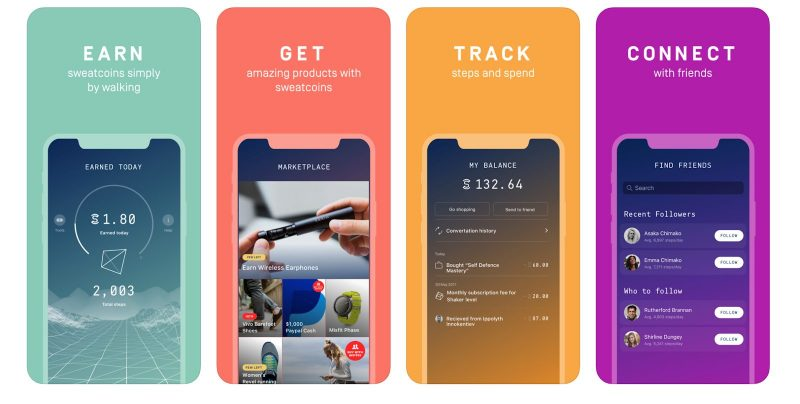 Sweatcoin – It Pays To Walk