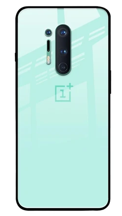 Teal Glass Case - best cover for oneplus 8 pro