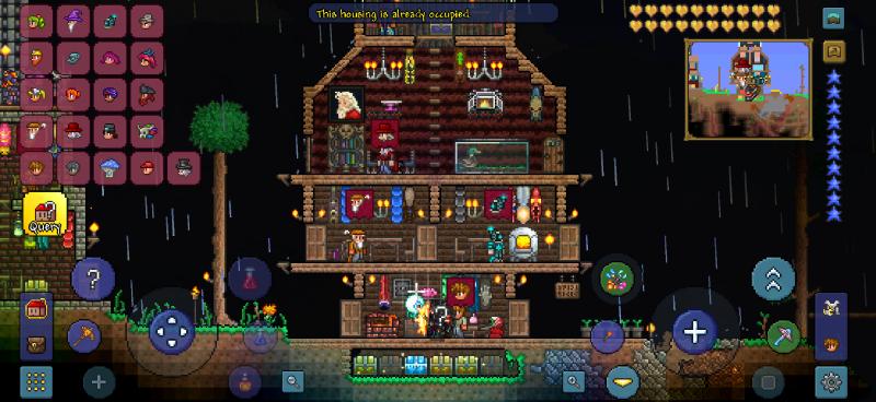 Terraria Best Game Like Minecraft