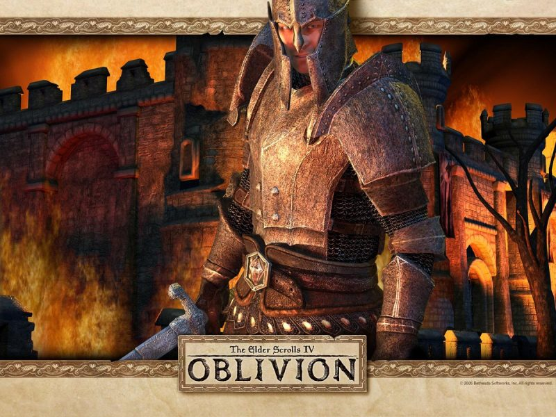 The Elder Scrolls IV Oblivion Best Game Like The Witcher 3