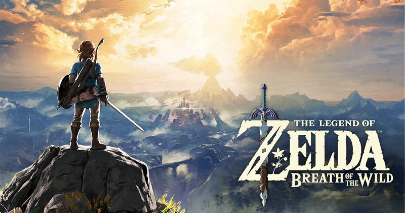 The Legend Of Zelda Breath Of The Wild Best Game Like The Witcher 3