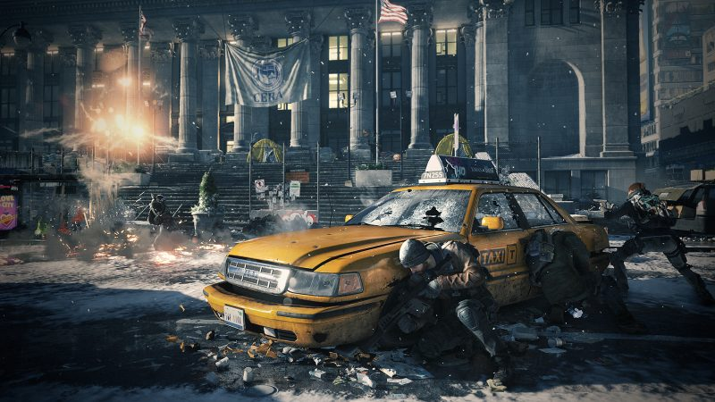 Tom Clancy's The Division Best Alternative Game to Destiny