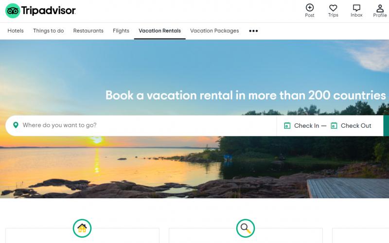 Tripadvisor Vacation Rentals