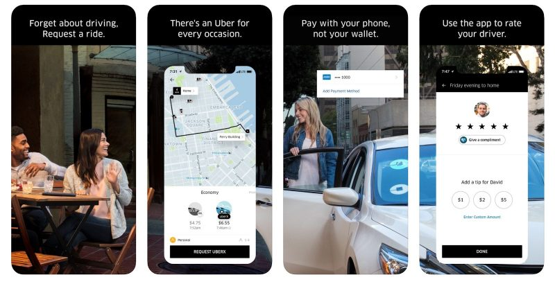 Uber – Earn Money With Your Car