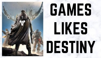 games like destiny
