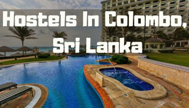 hostels in colomba sri lanka